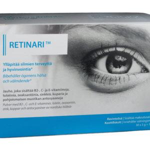Turun Silmäexpertit Retinari lisäravinne