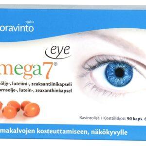 Turun Silmäexpertit Omega7 eye -kapselit