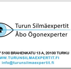 Tervetuloa Turun Silmäexperttien kanta-asiakkaaksi!